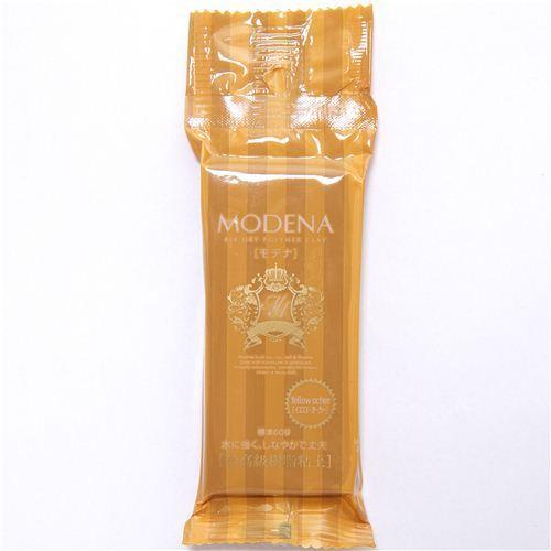 yellow ocher soft & waterproof Modena clay Petite