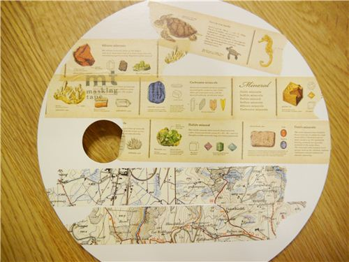 What cool designs, especially the maps!