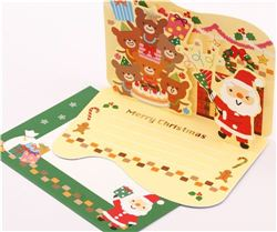 Cute Pop-up Christmas Cards