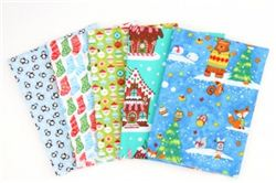 Christmas Fabric Giveaway on Sew Magazine