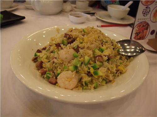 yummy fried rice