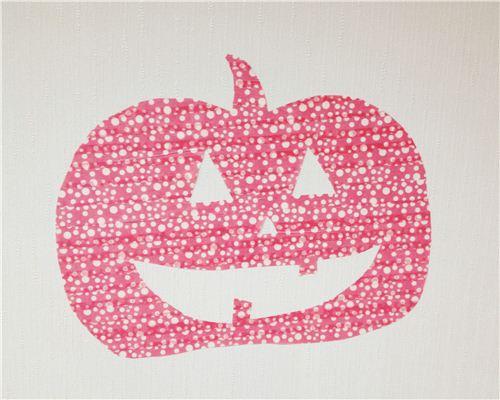 kawaii pumpkin Washi decoration