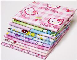 Hello Kitty Fabric Facebook Giveaway ends September 25th, 2013