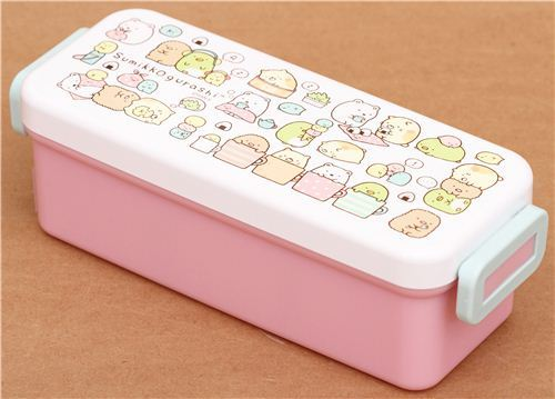 cute Sumikkogurashi shy animals Bento Box lunch box
