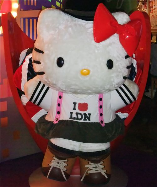 I love London Hello Kitty