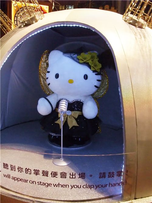Hello Kitty singer