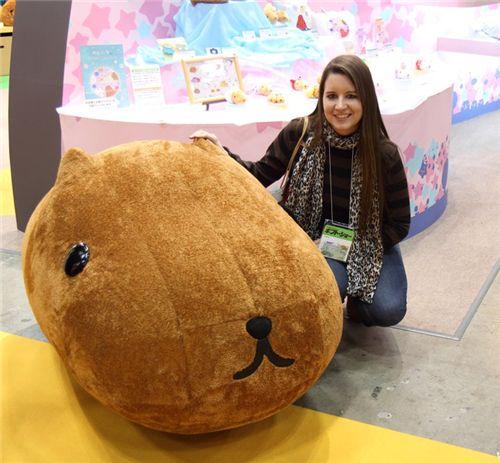 Kapibara-san and me