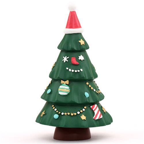 Christmas tree Christmas figurine Concombre Japan