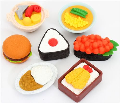 Iwako Erasers from Japan in store 4
