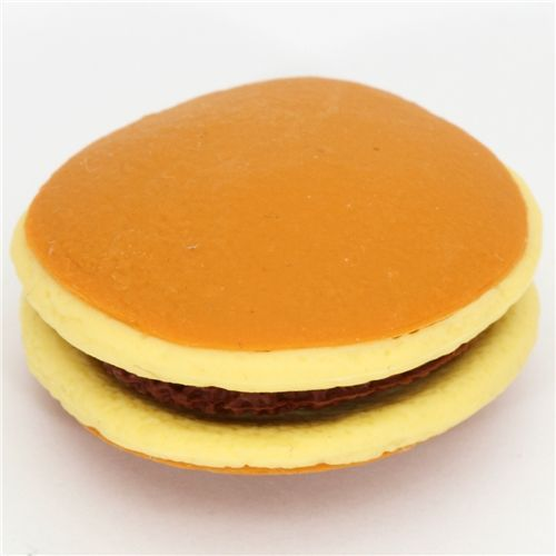 Dorayaki pancake eraser from Japan by Iwako