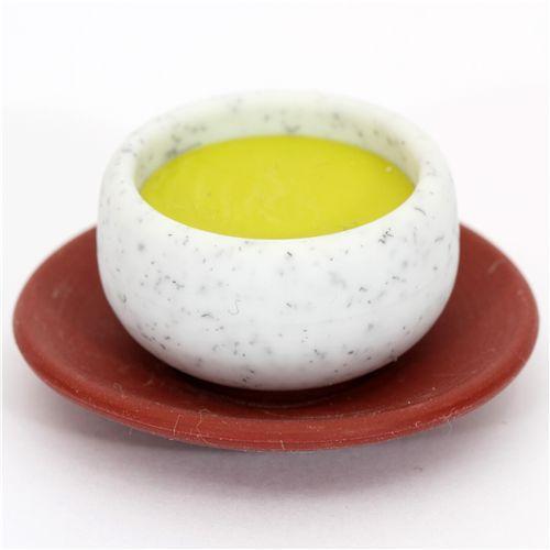 Green Tea eraser from Japan by Iwako