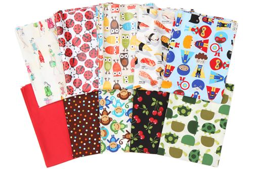 Here's your chance to win a Robert Kaufman fabric bundle!