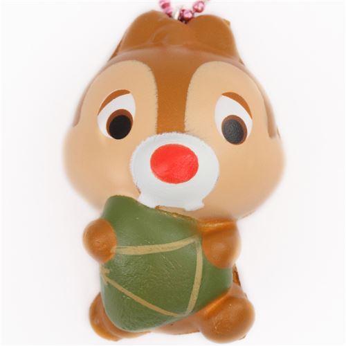 cute Disney Dale chipmunk animal scented squishy
