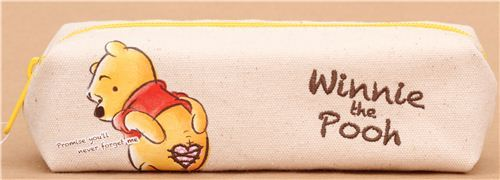 Winnie the Pooh Disney linen pencil case