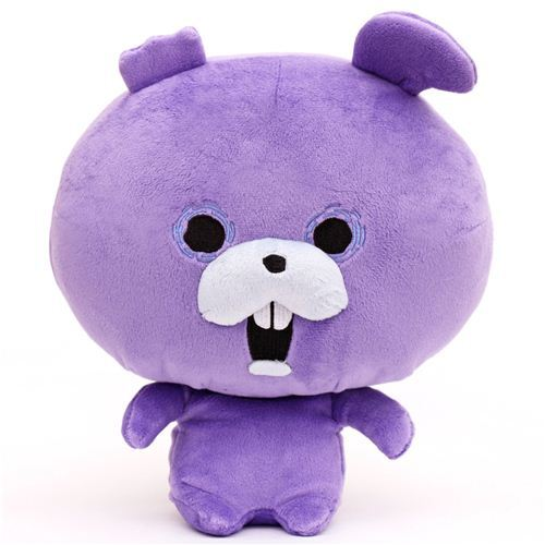 Zombbit big purple zombie rabbit plush toy San-X Japan
