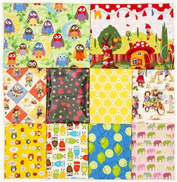 CraftPassion Christmas Fabrics Giveaway (ends on Sep 26, 2013)