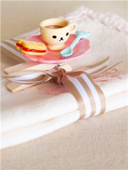 Christmas Napkin Holder (Spanish blog)