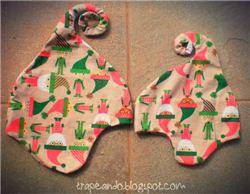 Christmas Elf Hat (Spanish blog)