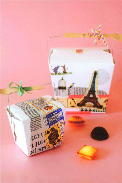 Simple but beautiful gift wrapping