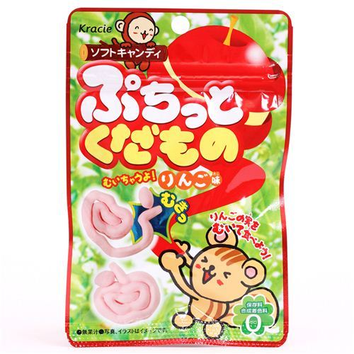 Puchitto Kudamono apple candy Popin' Cookin'