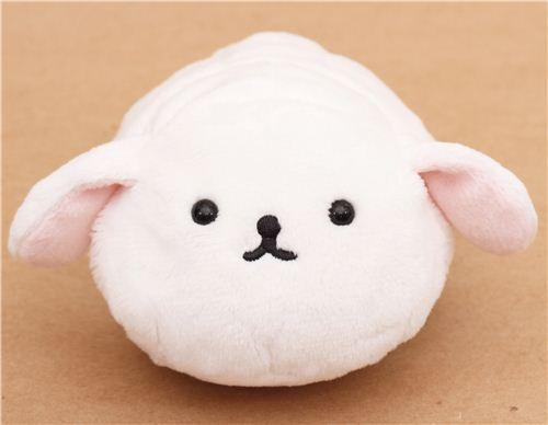 funny Mofutans small white mochi bunny San-X plushie