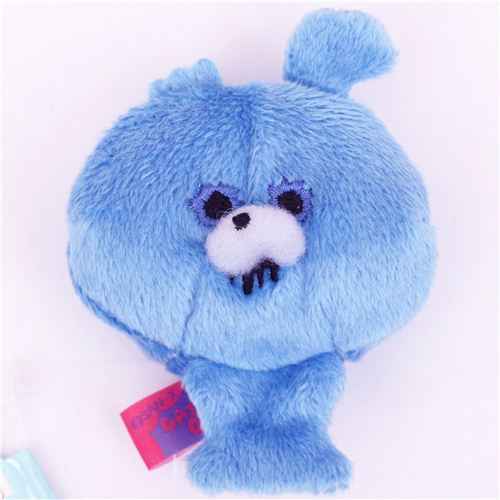 mini Zombbit blue zombie rabbit plush toy San-X Japan