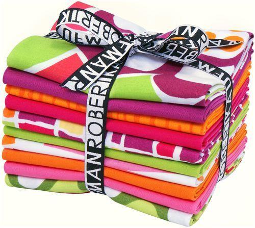 Fat Quarter fabric bundle Felicity Sorbet Robert Kaufman