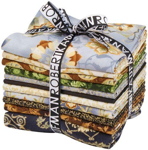 Fat Quarter fabric bundle Somerset Vintage by Robert Kaufman