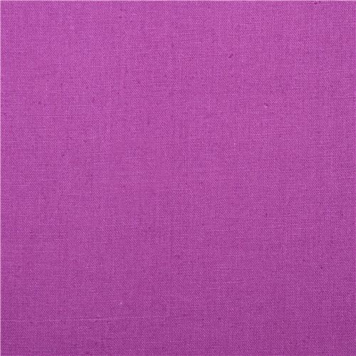 solid light purple echino canvas fabric from Japan
