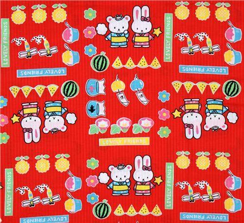 New kawaii fabrics in store 2