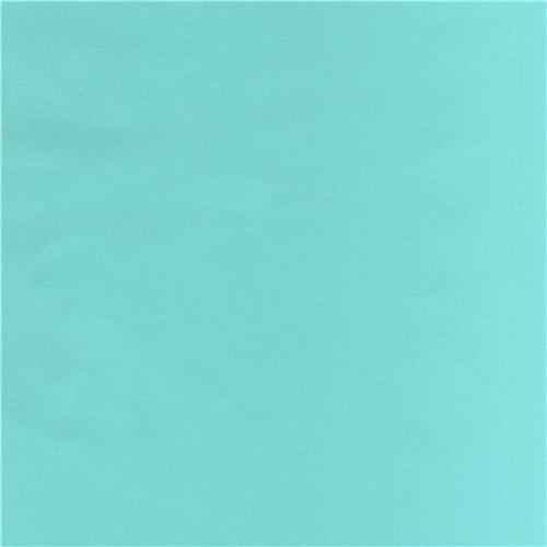 blue laminate fabric by Robert Kaufman Kona Cotton Slicker