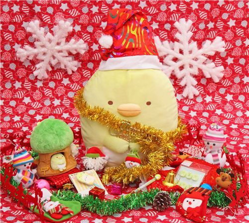 Sumikkogurashi penguin's favorite Christmas presents from modes4u.com