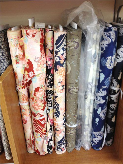 Very pretty Asia fabrics
