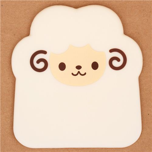 sheep silicone baking spatula from Japan