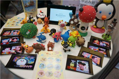 Super cute DIY sets to make funny play dough animals