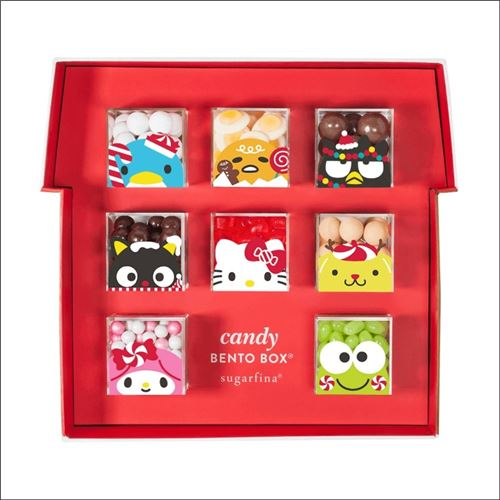 This candy box is so kawaii!