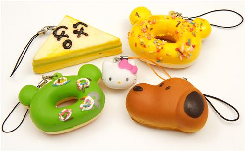 These cute squishies are the prize of our Facebook Giveaway