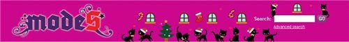 little black cats header