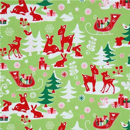 cute Christmas fabrics and Halloween fabrics 2010 2