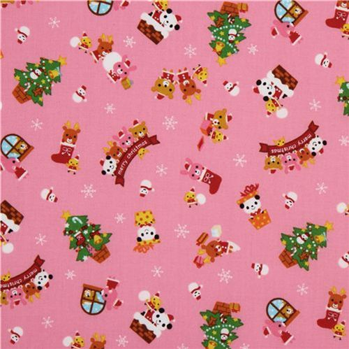 cute Christmas fabrics and Halloween fabrics 2010 3