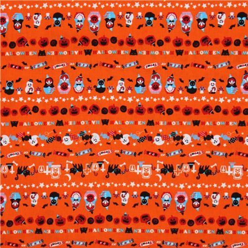 cute Christmas fabrics and Halloween fabrics 2010 6