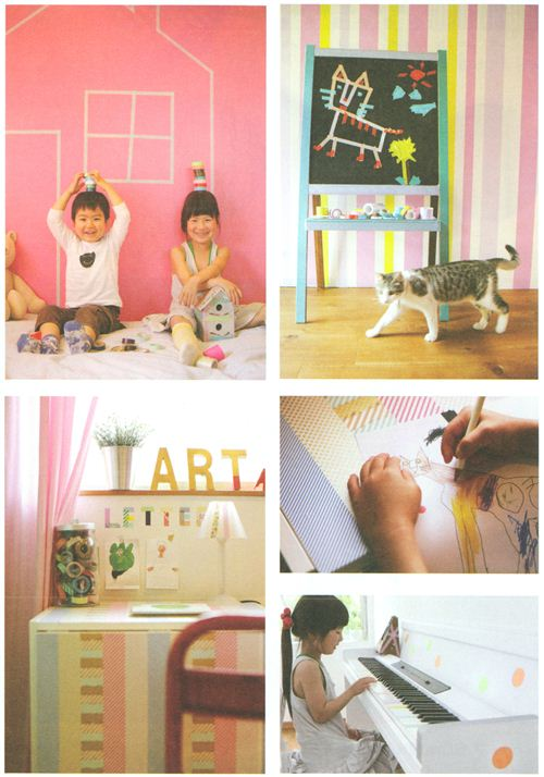 It is a wonderful thing for the childrens room