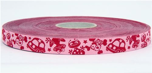 new cute woven ribbons and labels 3