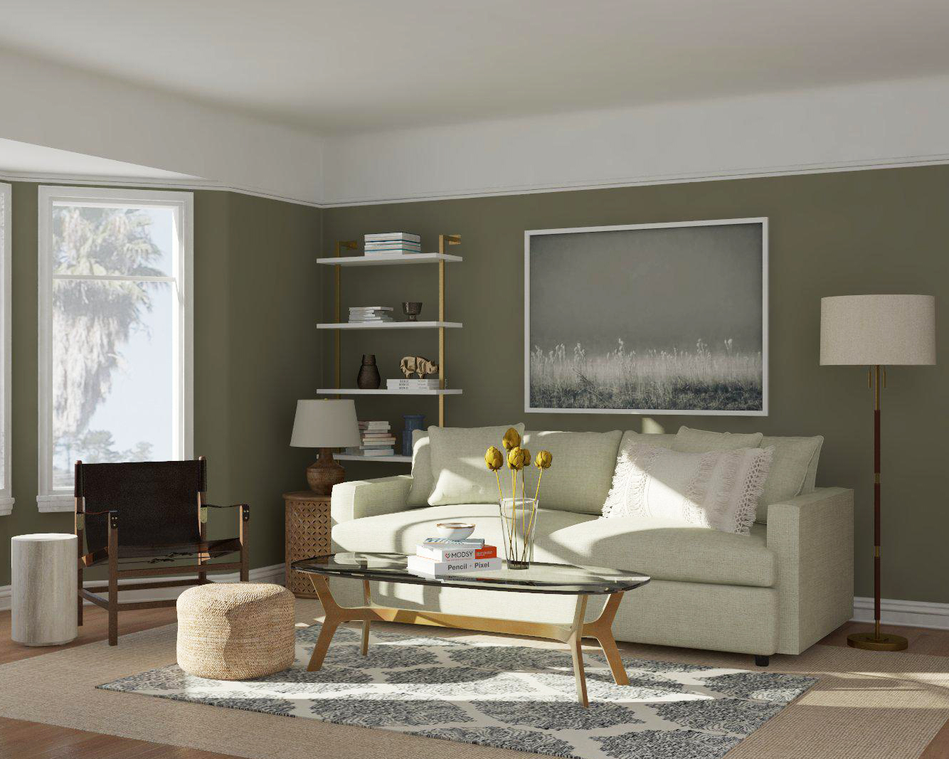 Transform Any Space With These Paint Color Ideas | Modsy Blog on Room Painting id=42780