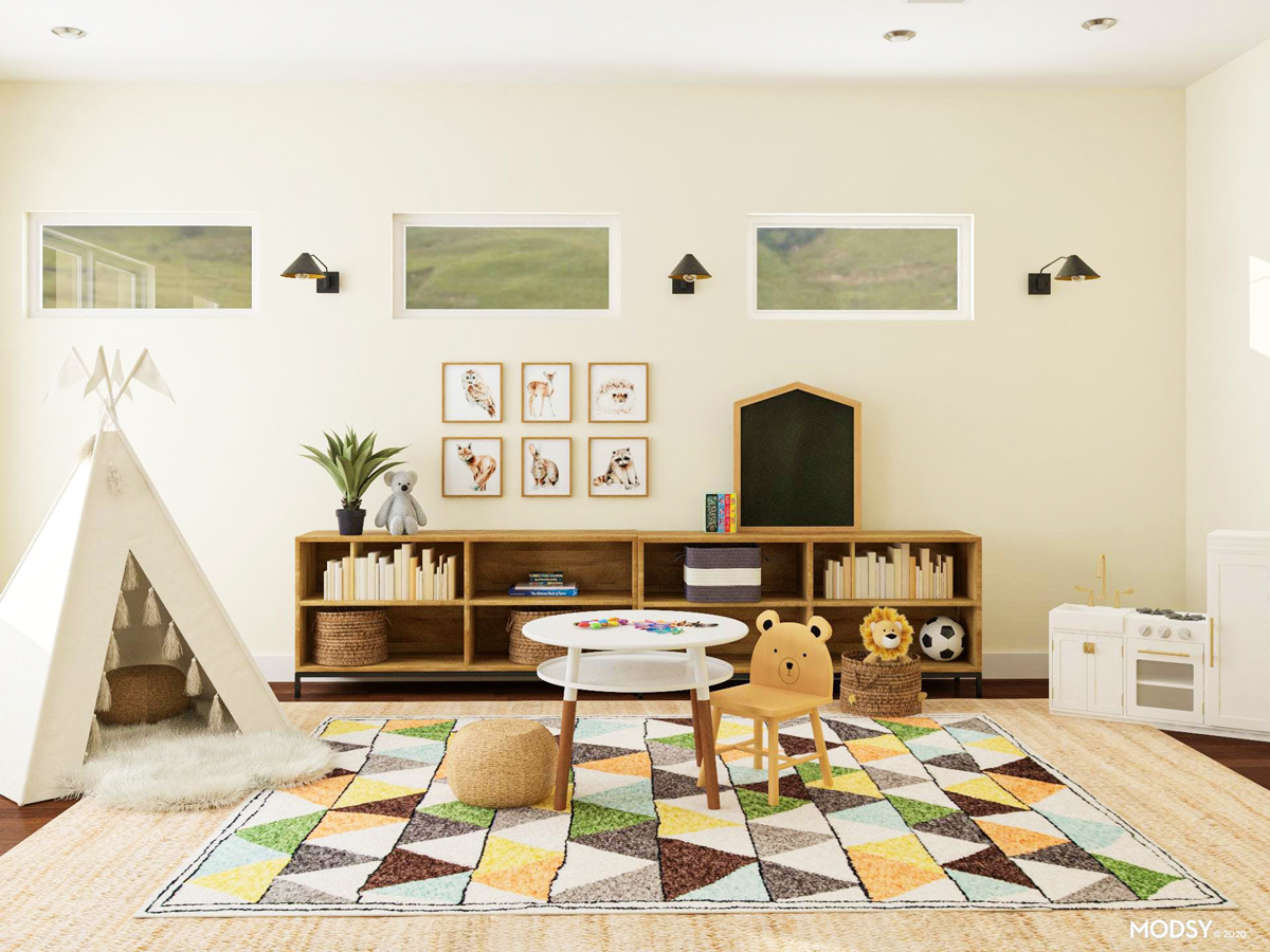 Kids Design Ideas 8 Ways To Make Your Living Room A Playroom