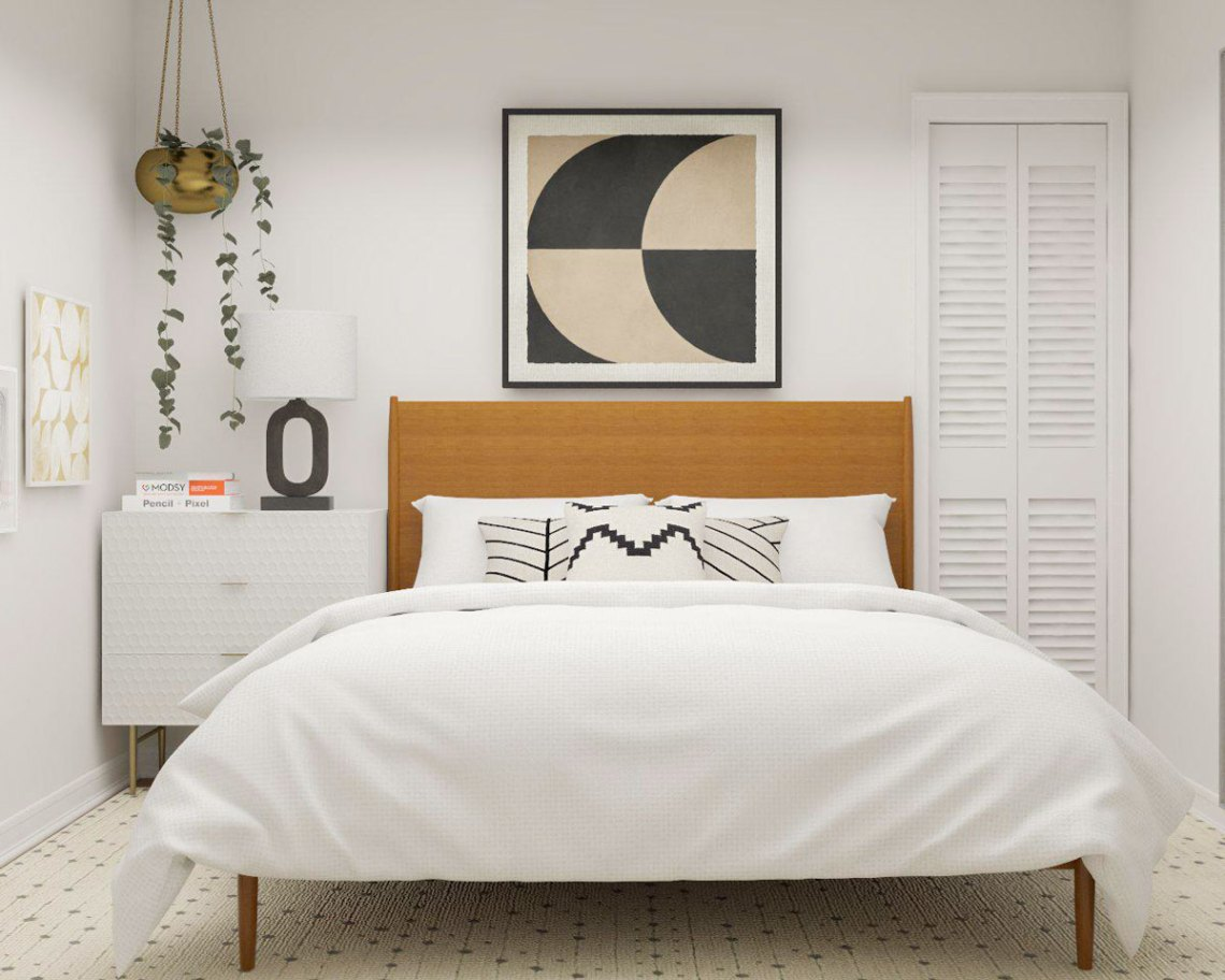 Small Space Ideas: Simple Ways To Maximize A Small Bedroom