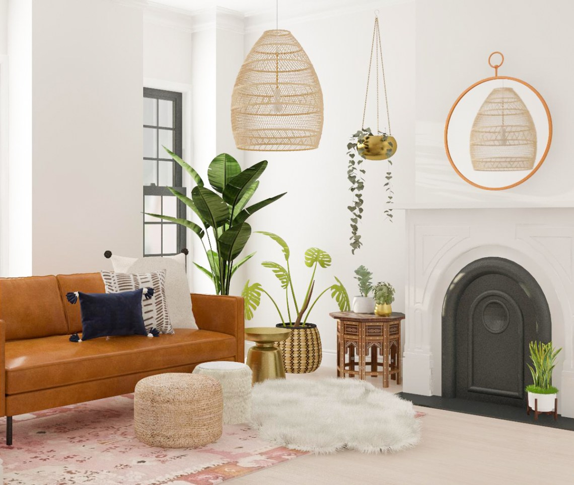 5 Simple Ways to Decorate With Plants   Modsy Blog