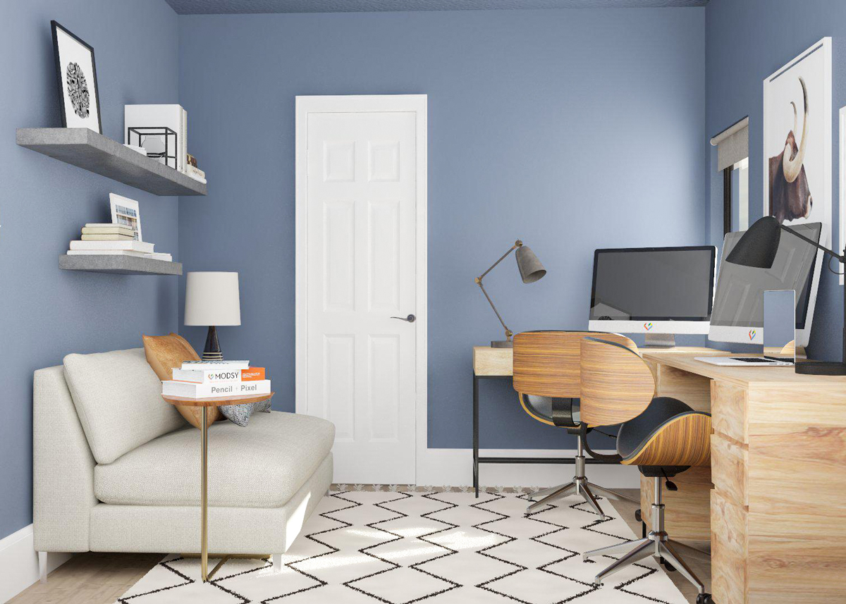 Small Room Ideas: Space-Savvy Solutions For 5 Tiny Spaces on Ideas For Small Rooms  id=16311