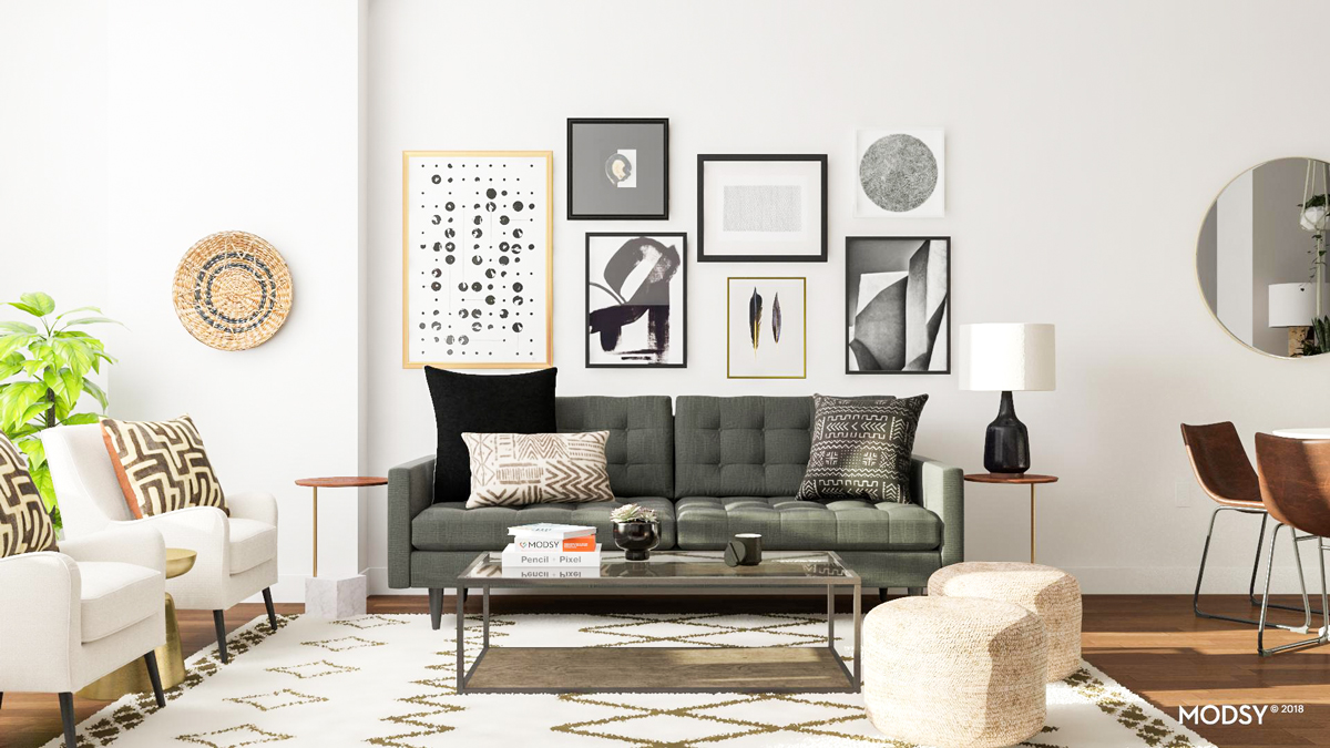 Two Perfect Layout Ideas For A Narrow Living Room