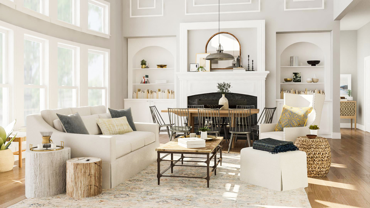 Rustic Decor Inspiration For Perfectly Relaxed Rooms ... on Traditional Rustic Decor  id=88925